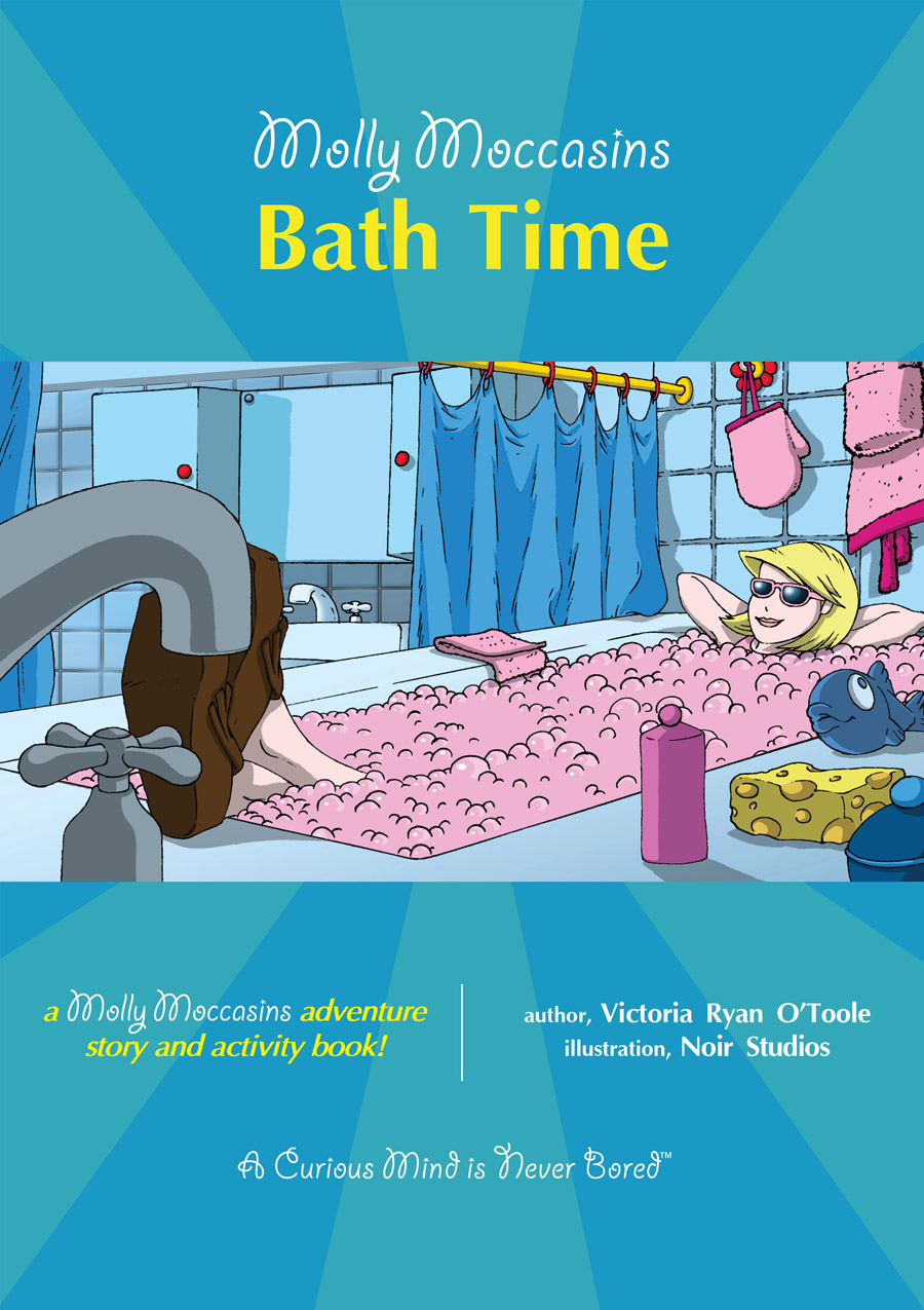 Bath Time By: Victoria Ryan O'Toole,Urban Fox Studios