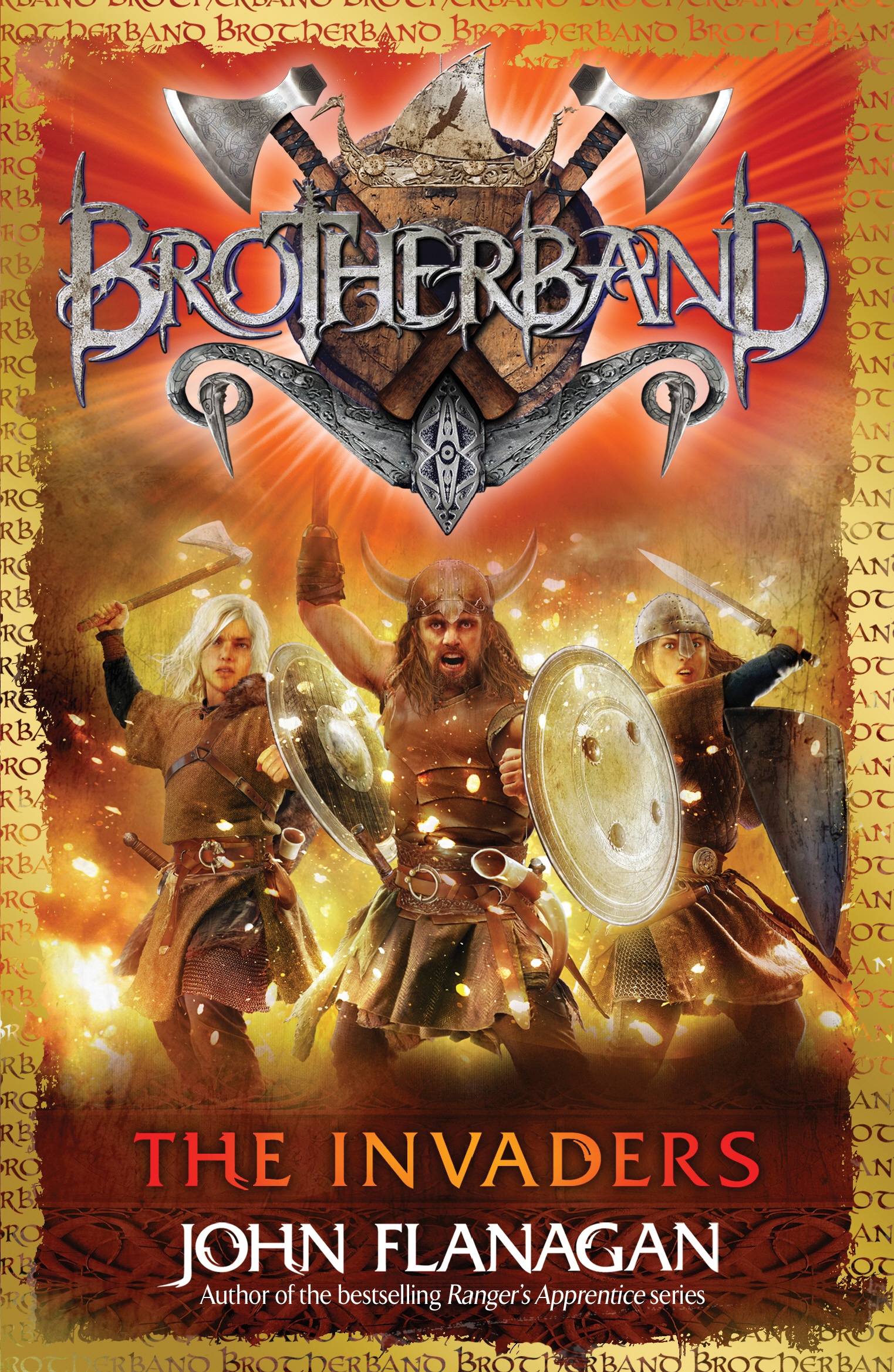 Brotherband: The Invaders Book Two