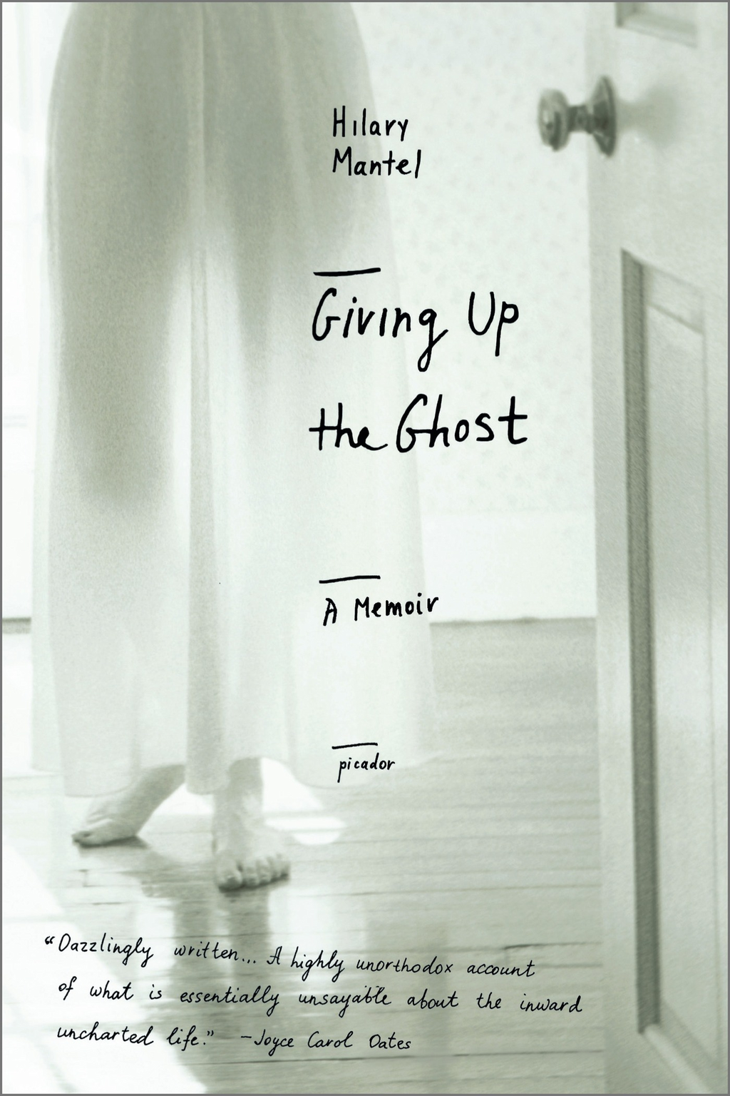 Giving Up the Ghost