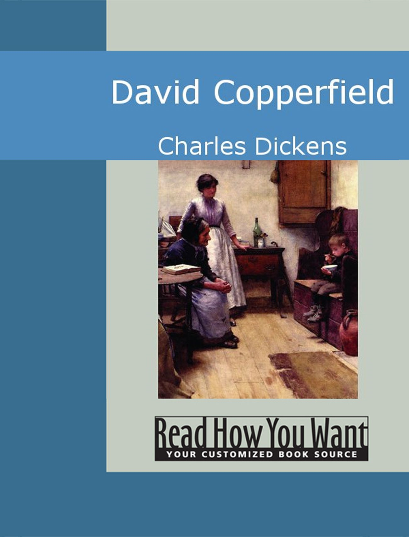 Cover Image: David Copperfield