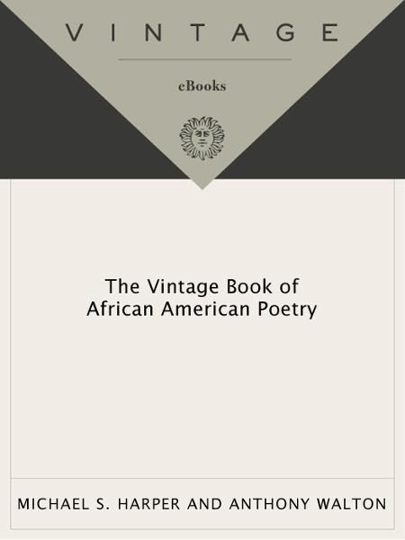 The Vintage Book of African American Poetry By: