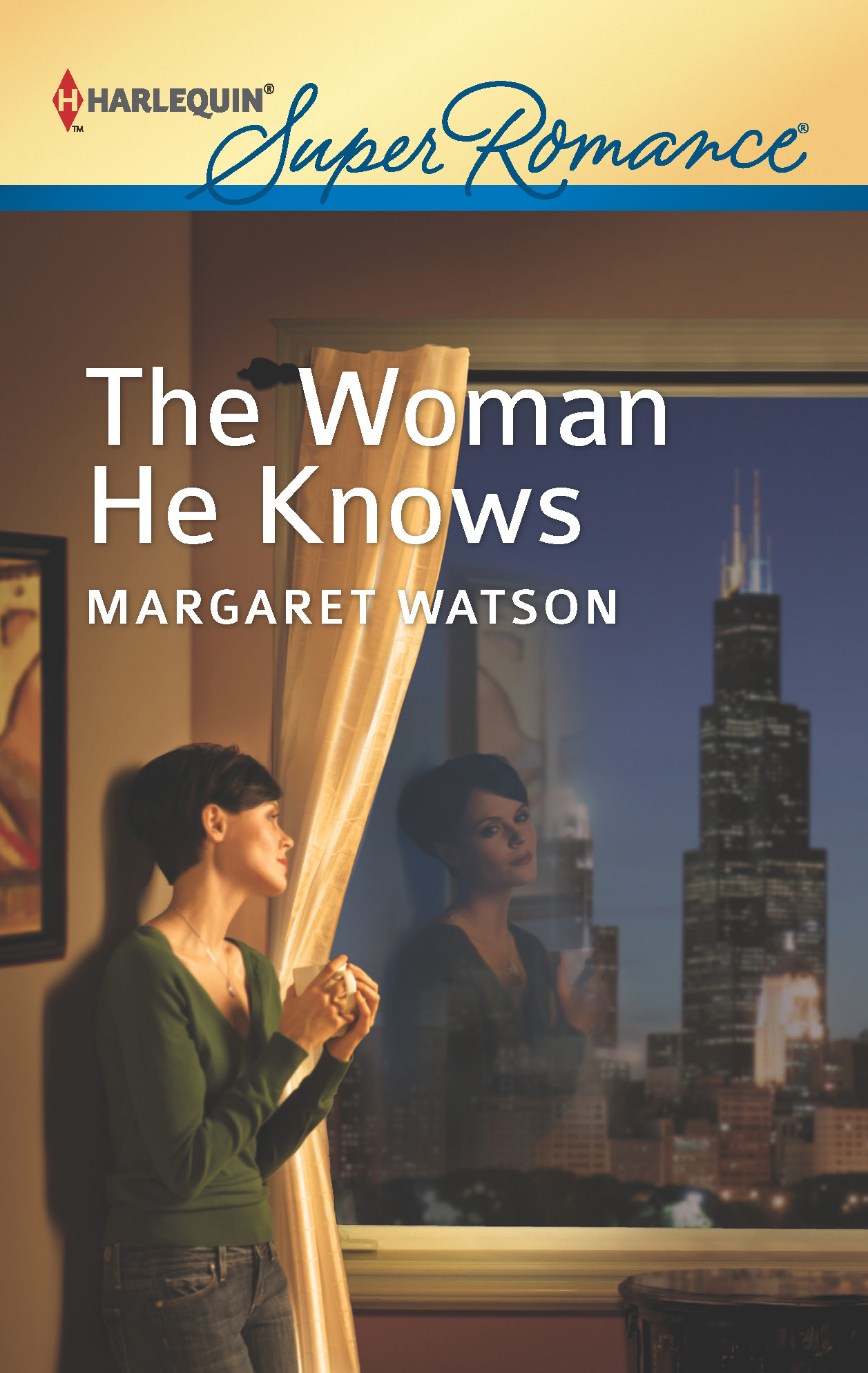 The Woman He Knows By: Margaret Watson