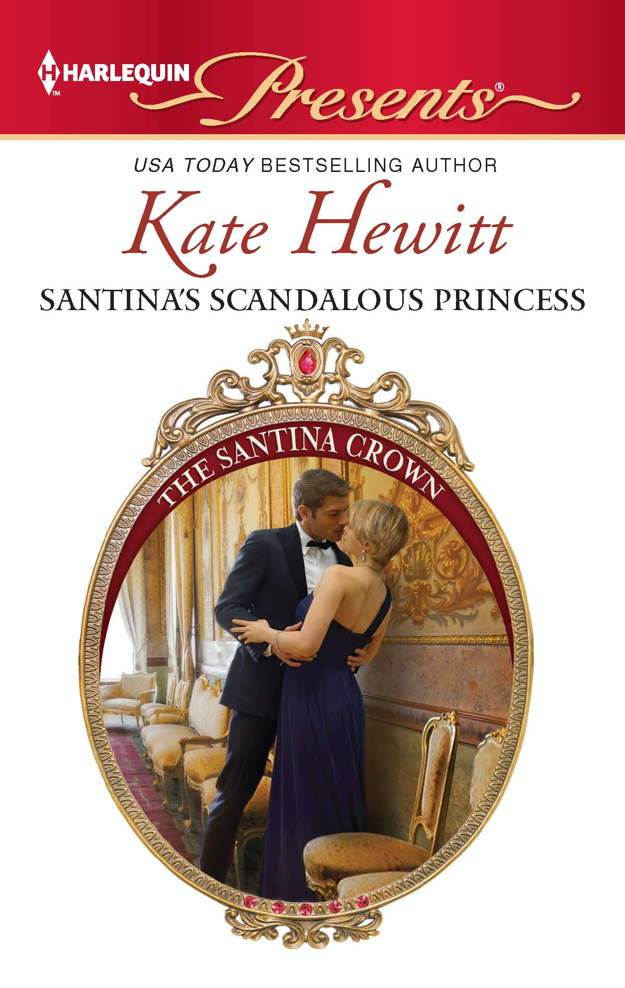 Santina's Scandalous Princess By: Kate Hewitt