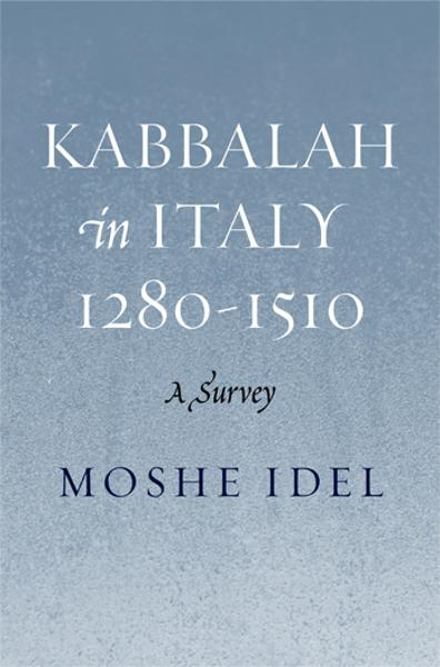 Kabbalah in Italy, 1280-1510: A Survey