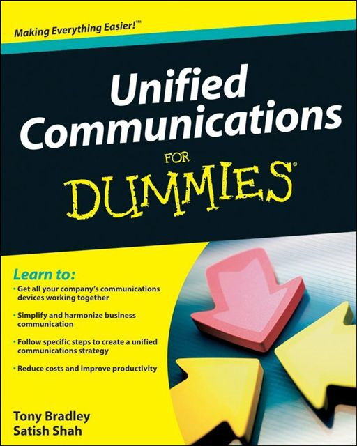 Picture of Unified Communications For Dummies