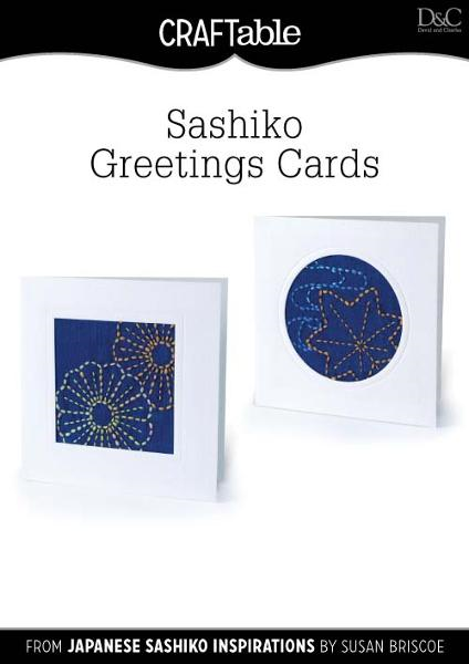 (Sashiko) Greetings Cards By: Editors of David & Charles