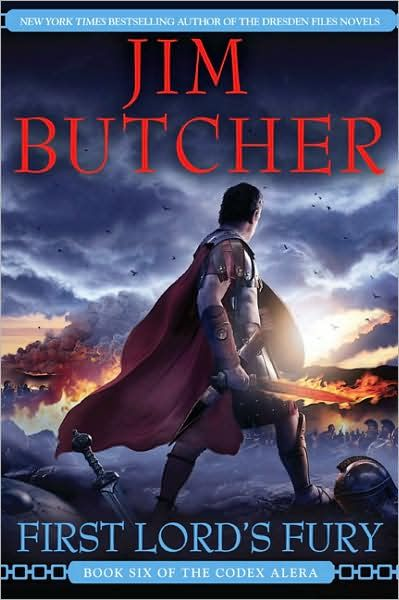 First Lord's Fury By: Jim Butcher