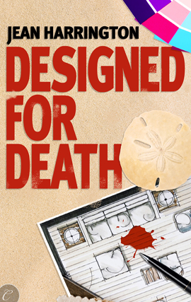 Designed for Death By: Jean Harrington