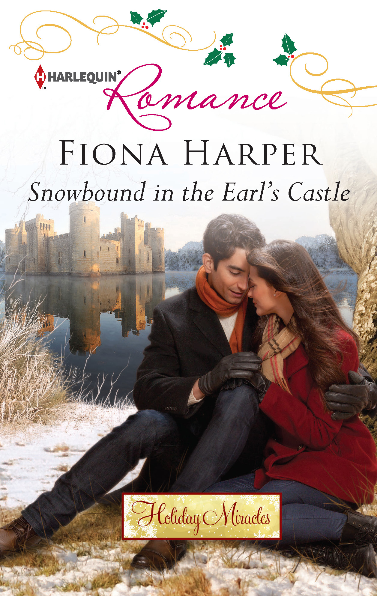 Snowbound in the Earl's Castle By: Fiona Harper