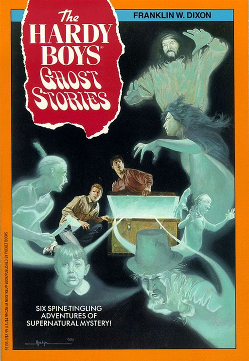 Ghost Stories By: Franklin W. Dixon