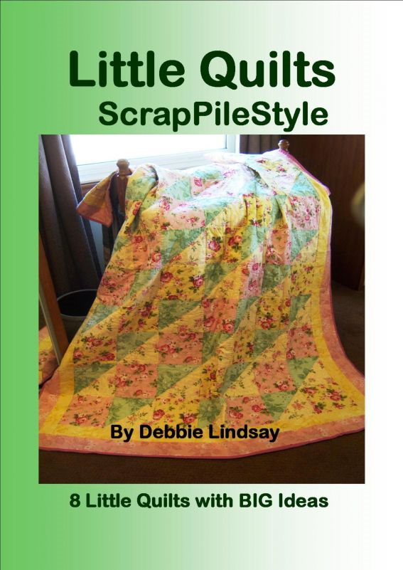 Little Quilts, ScrapPileStyle