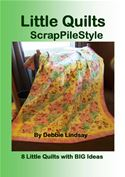 online magazine -  Little Quilts, ScrapPileStyle