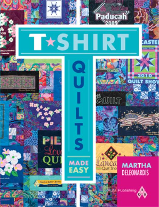 eBook T-Shirt Quilts Made Easy