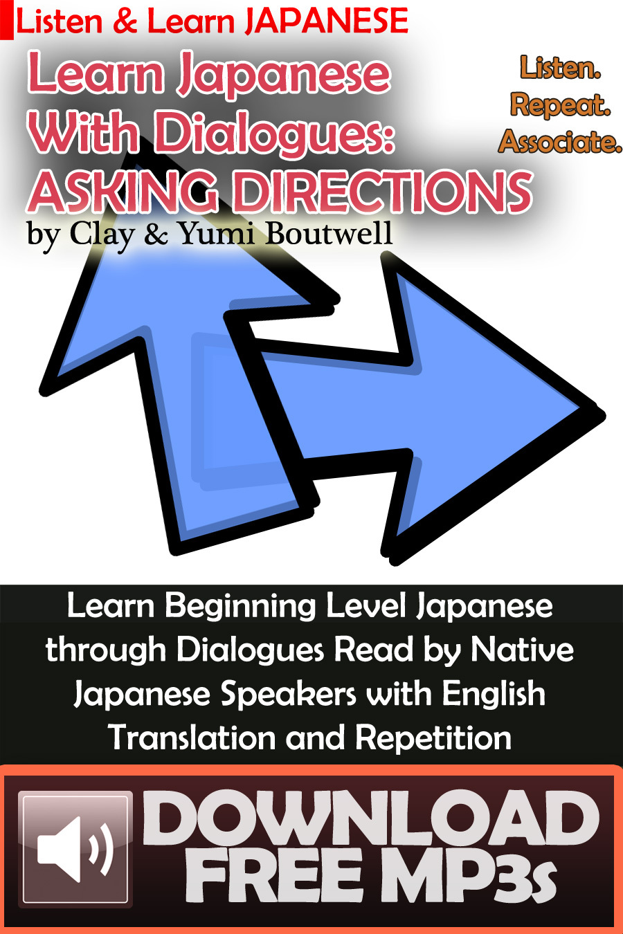Learn Japanese with Dialogues: Asking Directions