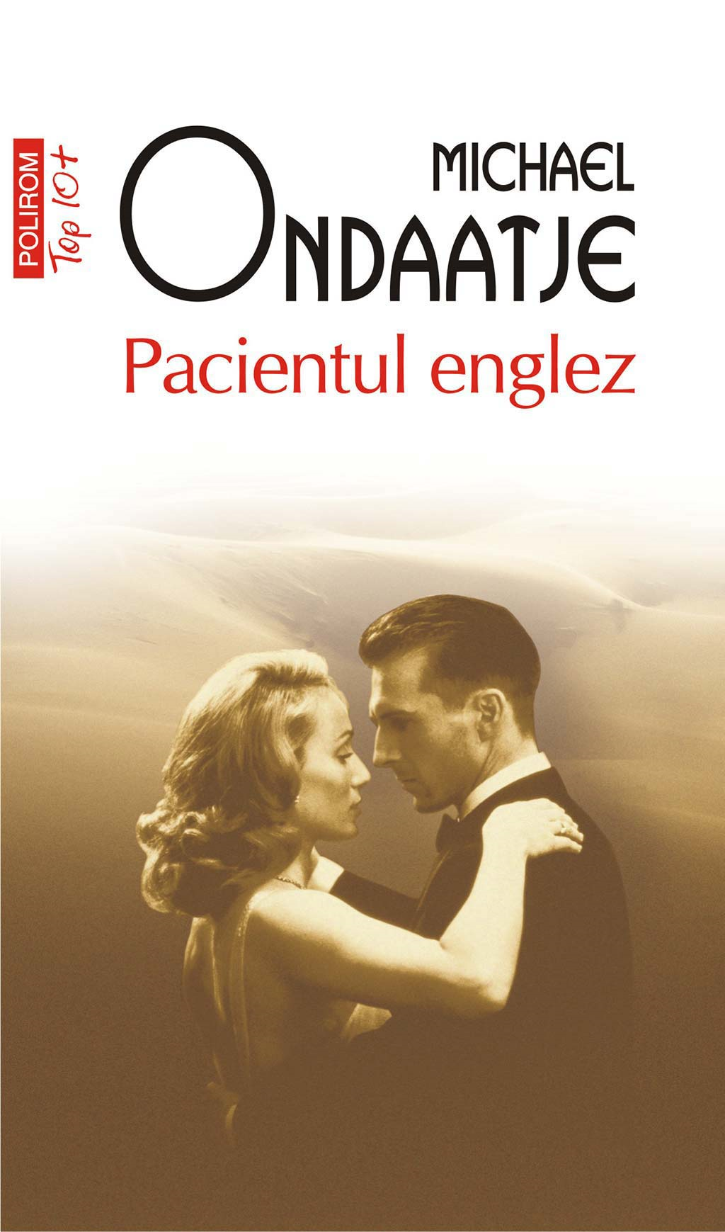 Pacientul englez (Romanian edition)