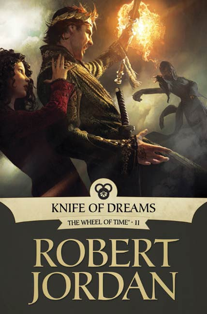 Knife of Dreams By: Robert Jordan