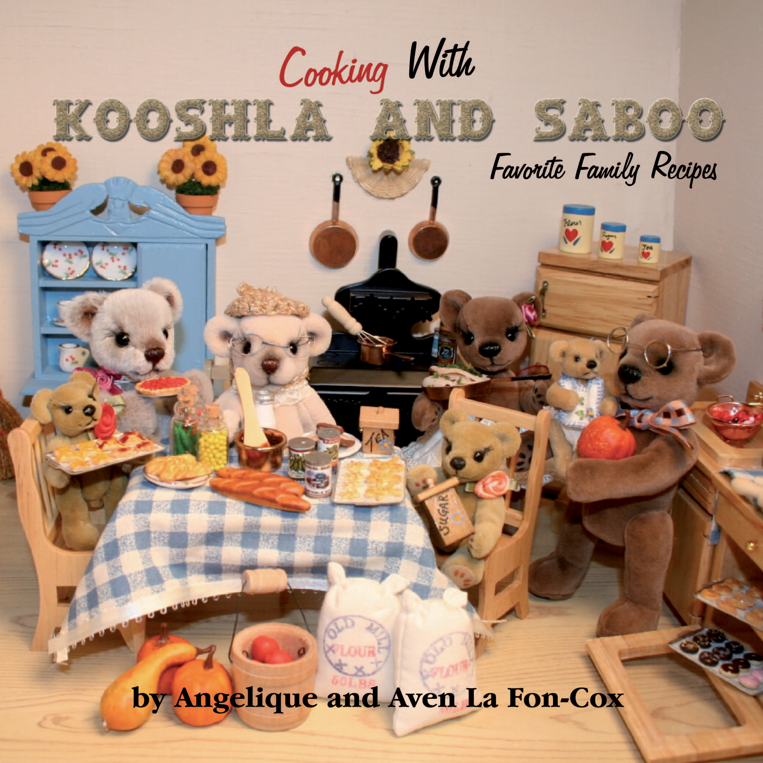 Cooking with Kooshla and Saboo