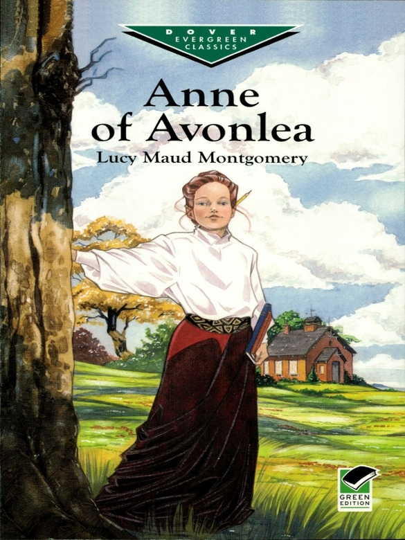 Cover Image: Anne of Avonlea
