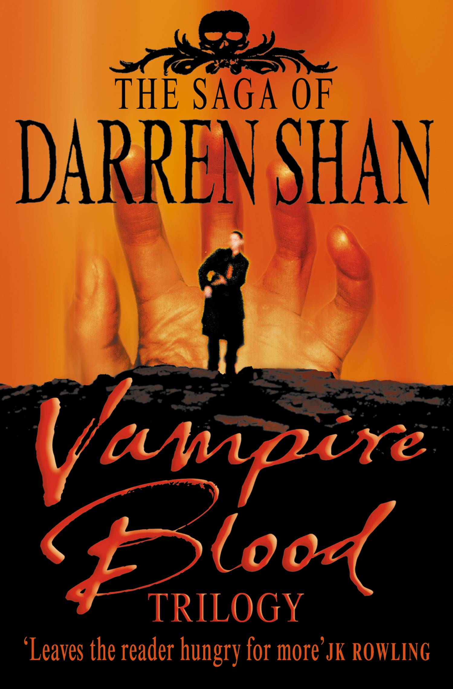 Vampire Blood Trilogy (The Saga of Darren Shan)