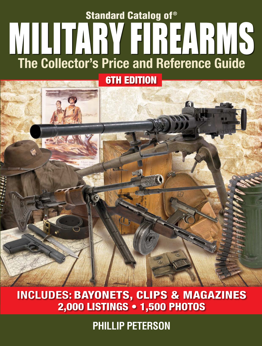 Standard Catalog of Military Firearms The Collector's Price and Reference Guide