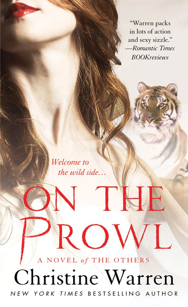 On the Prowl By: Christine Warren