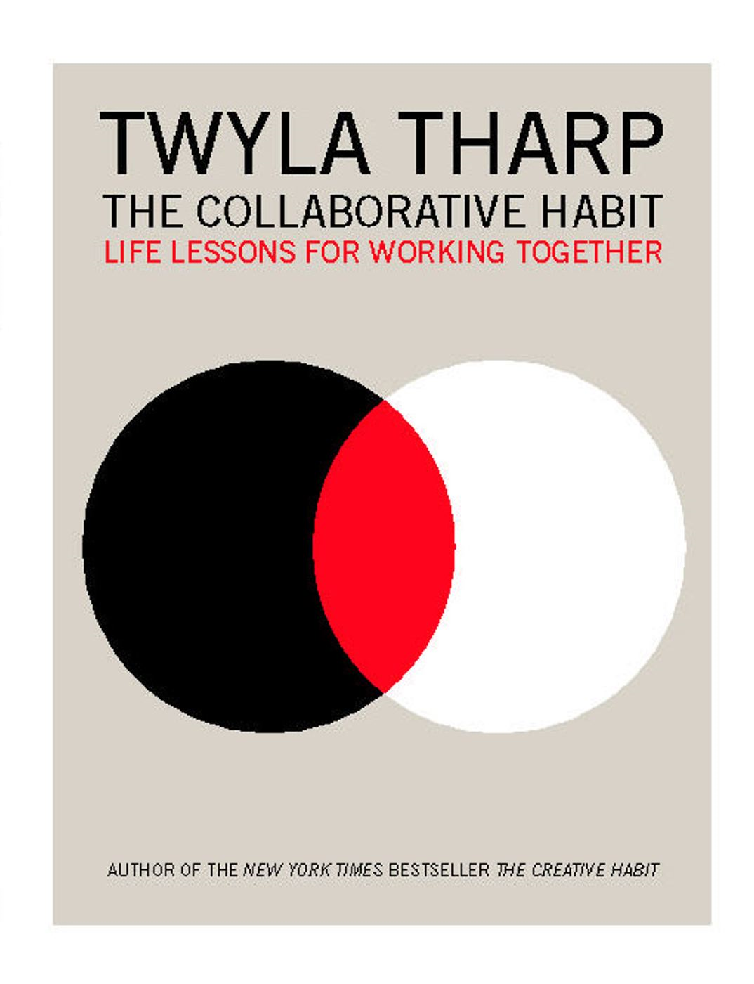 The Collaborative Habit By: Twyla Tharp