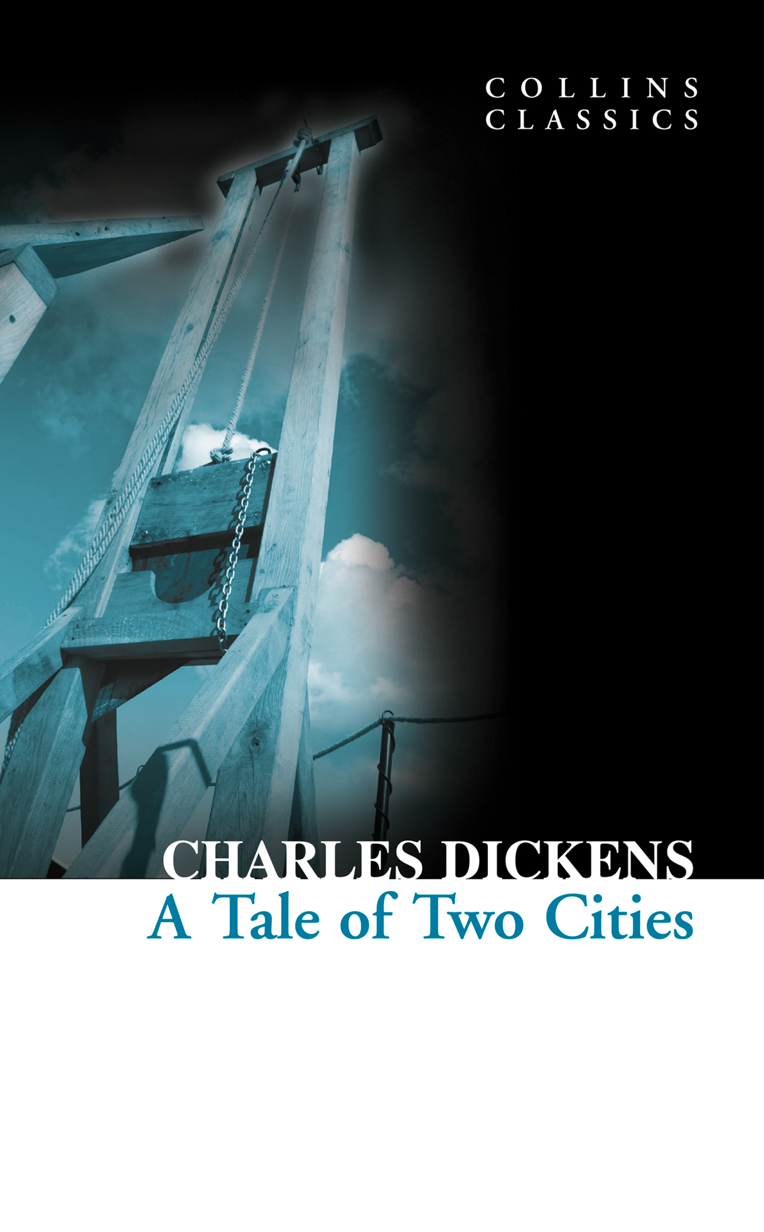 Cover Image: A Tale of Two Cities (Collins Classics)