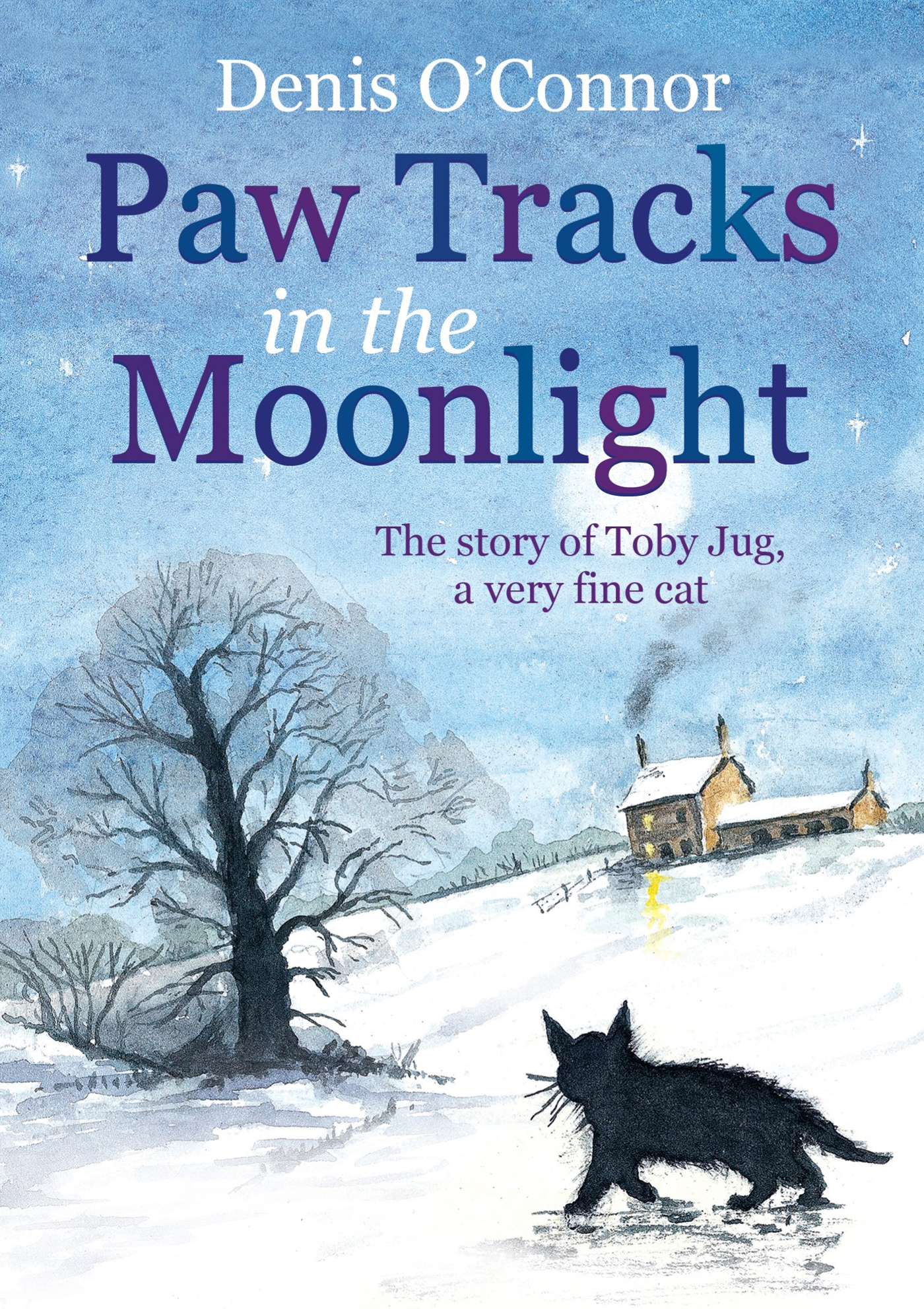 Paw Tracks in the Moonlight By: Denis O'Connor