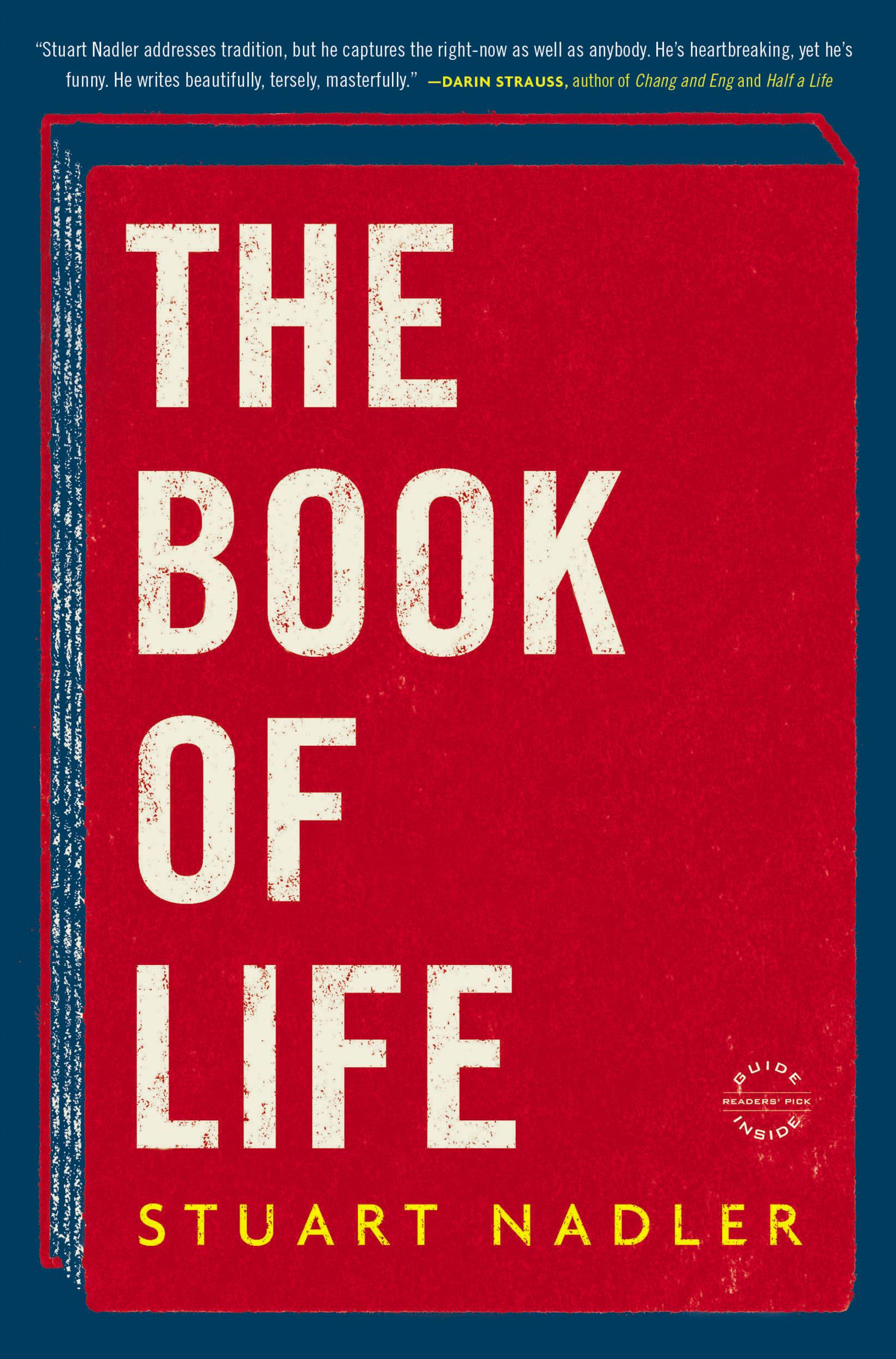 The Book of Life By: Stuart Nadler
