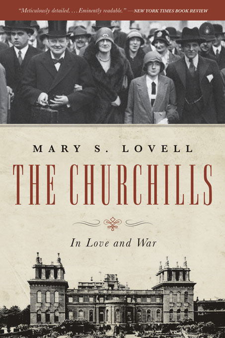 The Churchills: In Love and War By: Mary S. Lovell