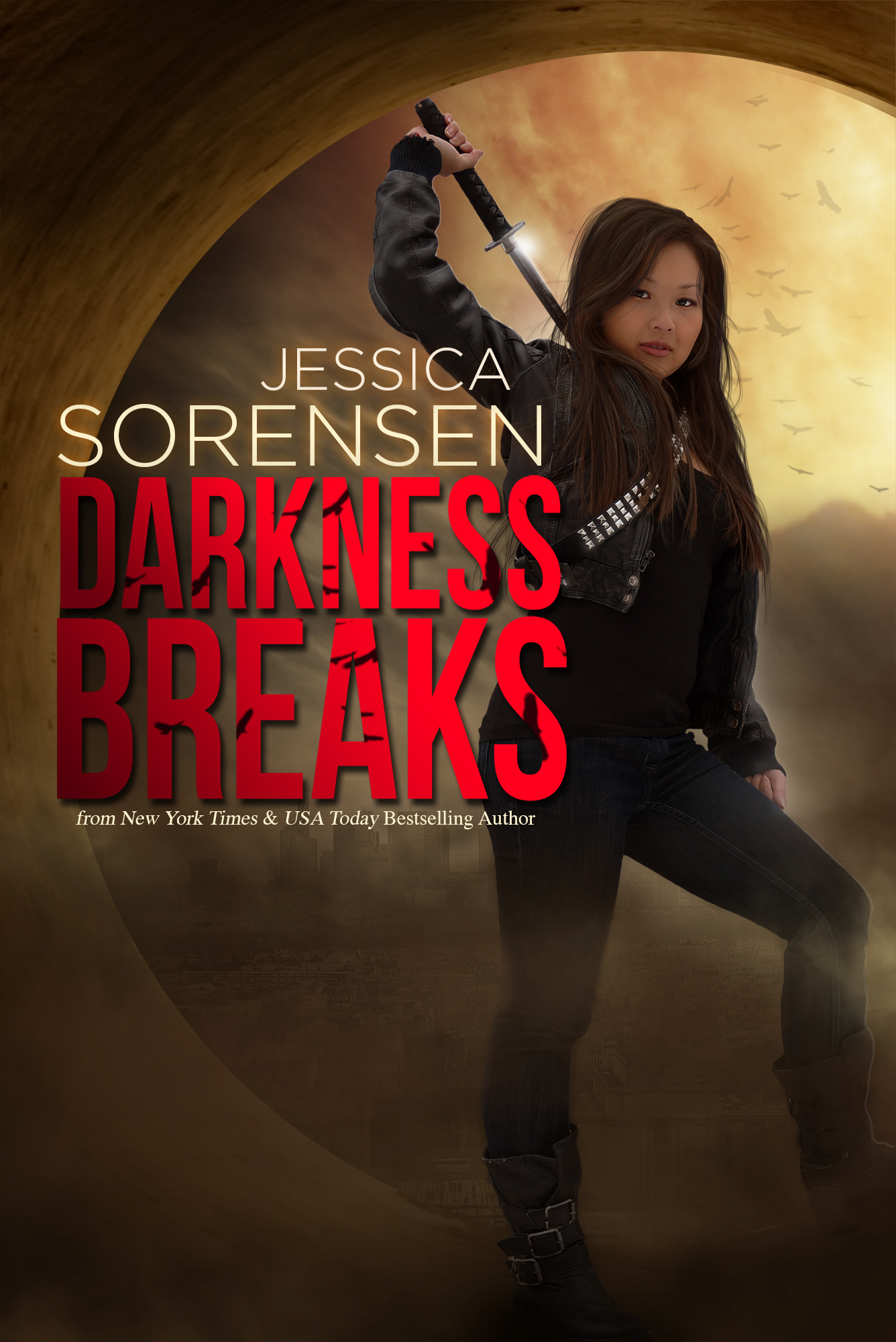 Darkness Breaks (Darkness Falls Series, Book 2)