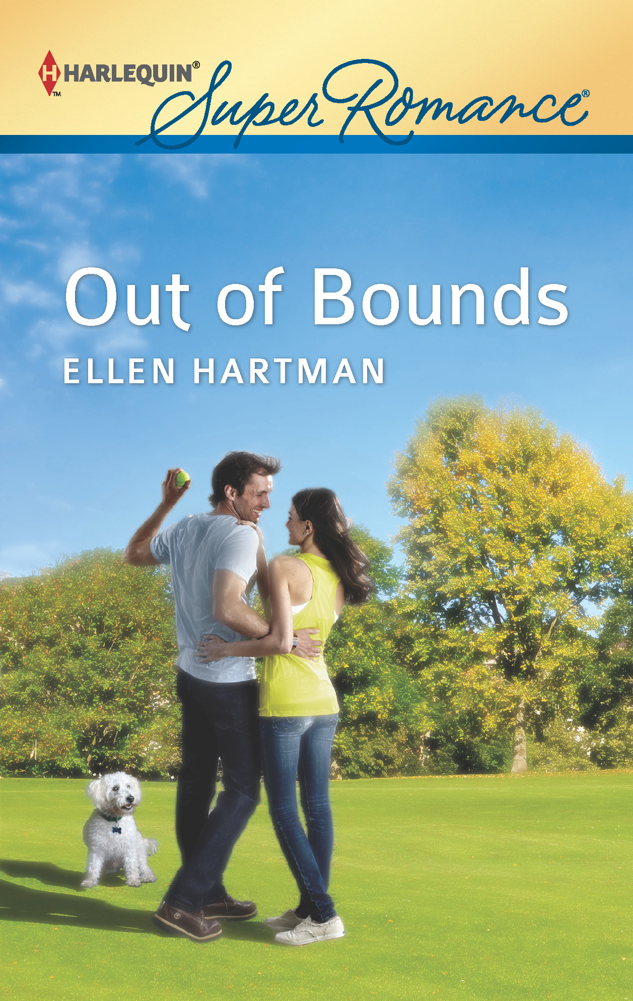 Out of Bounds By: Ellen Hartman