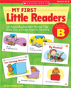 My First Little Readers: Level B: 25 Reproducible Mini-Books In English And Spanish That Give Kids A Great Start In Reading