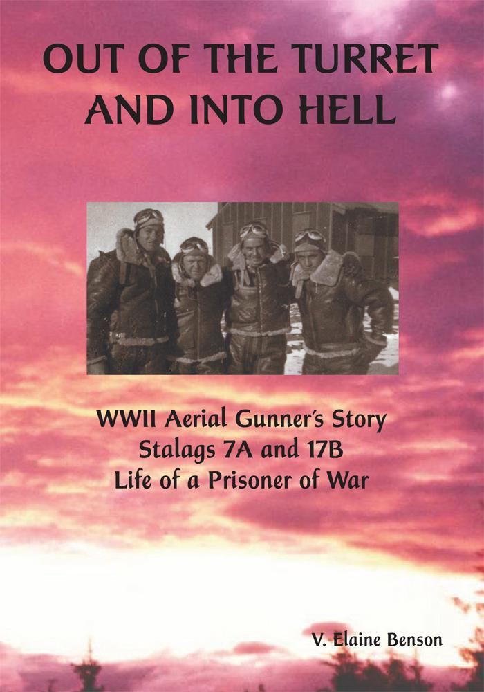 Out of the Turret and Into Hell By: Vicky Elaine Benson