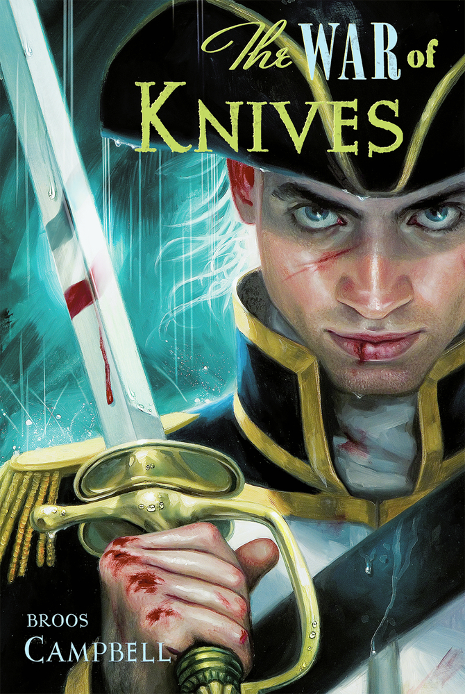 The War of Knives By: Broos Campbell