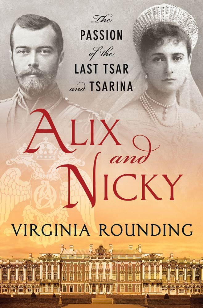Alix and Nicky By: Virginia Rounding