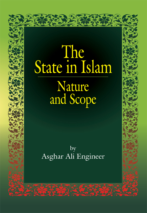 The State in Islam Nature and Scope