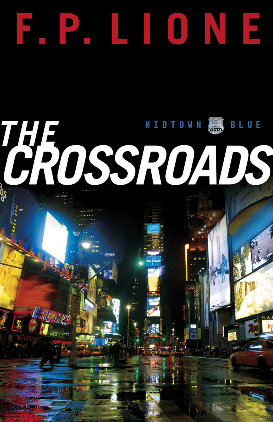 Crossroads, The (Midtown Blue Book #2)