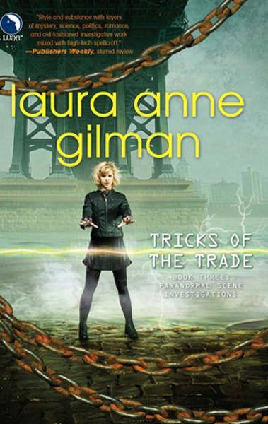 Tricks of the Trade By: Laura Anne Gilman