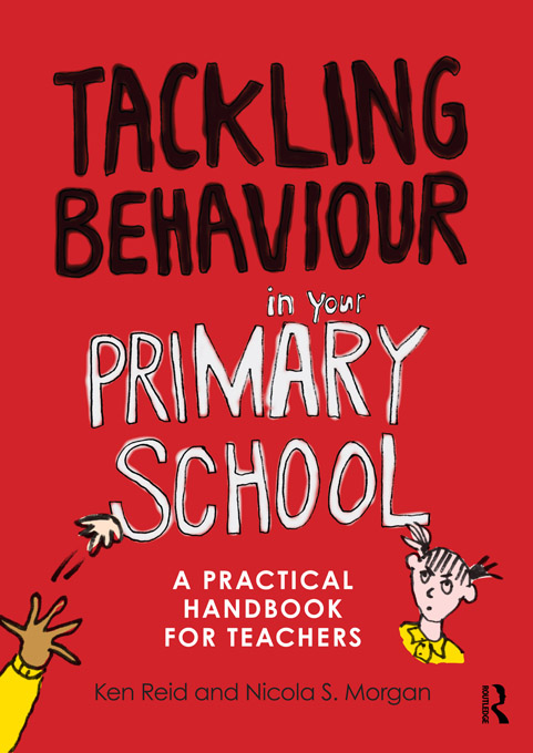 Tackling Behaviour in your Primary School