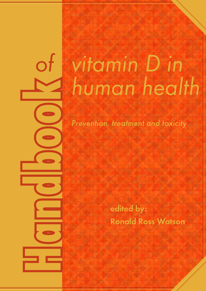 Handbook of vitamin D in human health