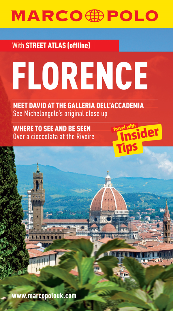Florence Marco Polo Travel Guide: Travel With Insider Tips
