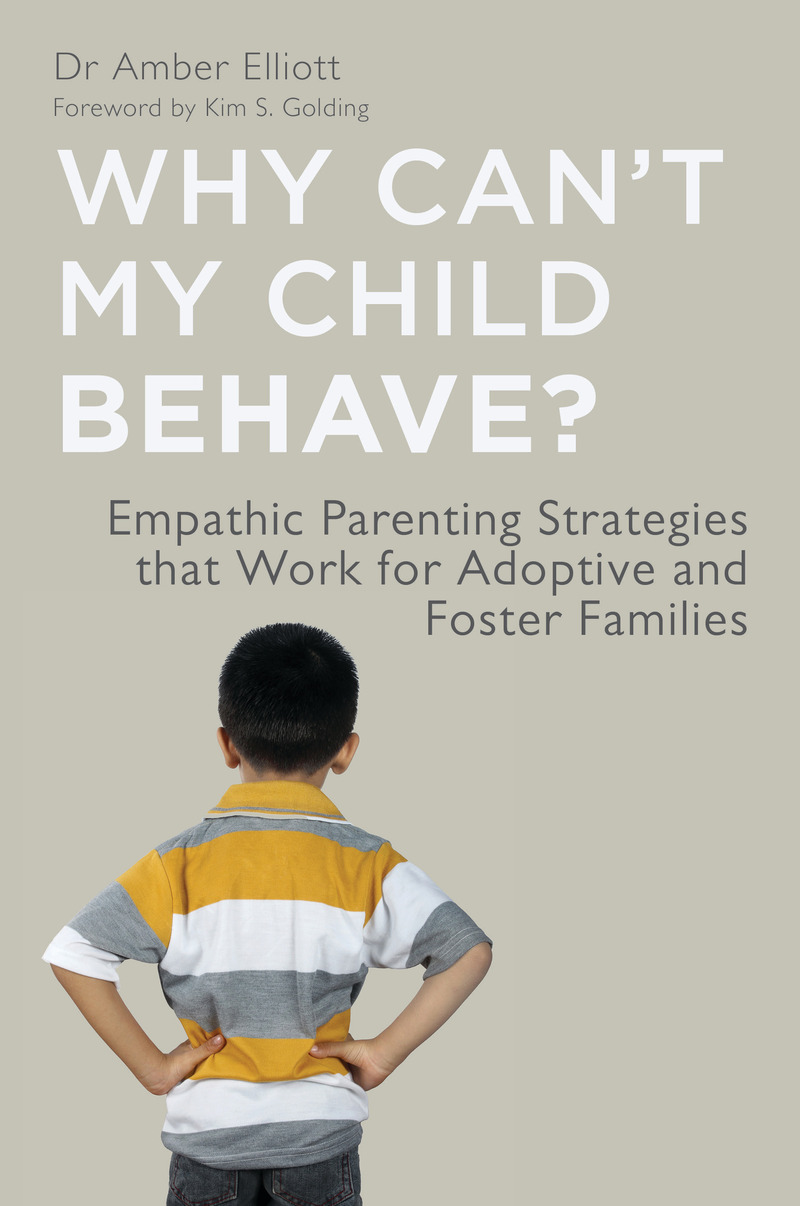 Why Can't My Child Behave? Empathic Parenting Strategies that Work for Adoptive and Foster Families