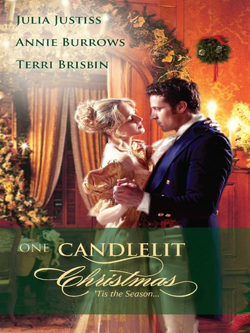 One Candlelit Christmas By: Annie Burrows,Julia Justiss,Terri Brisbin