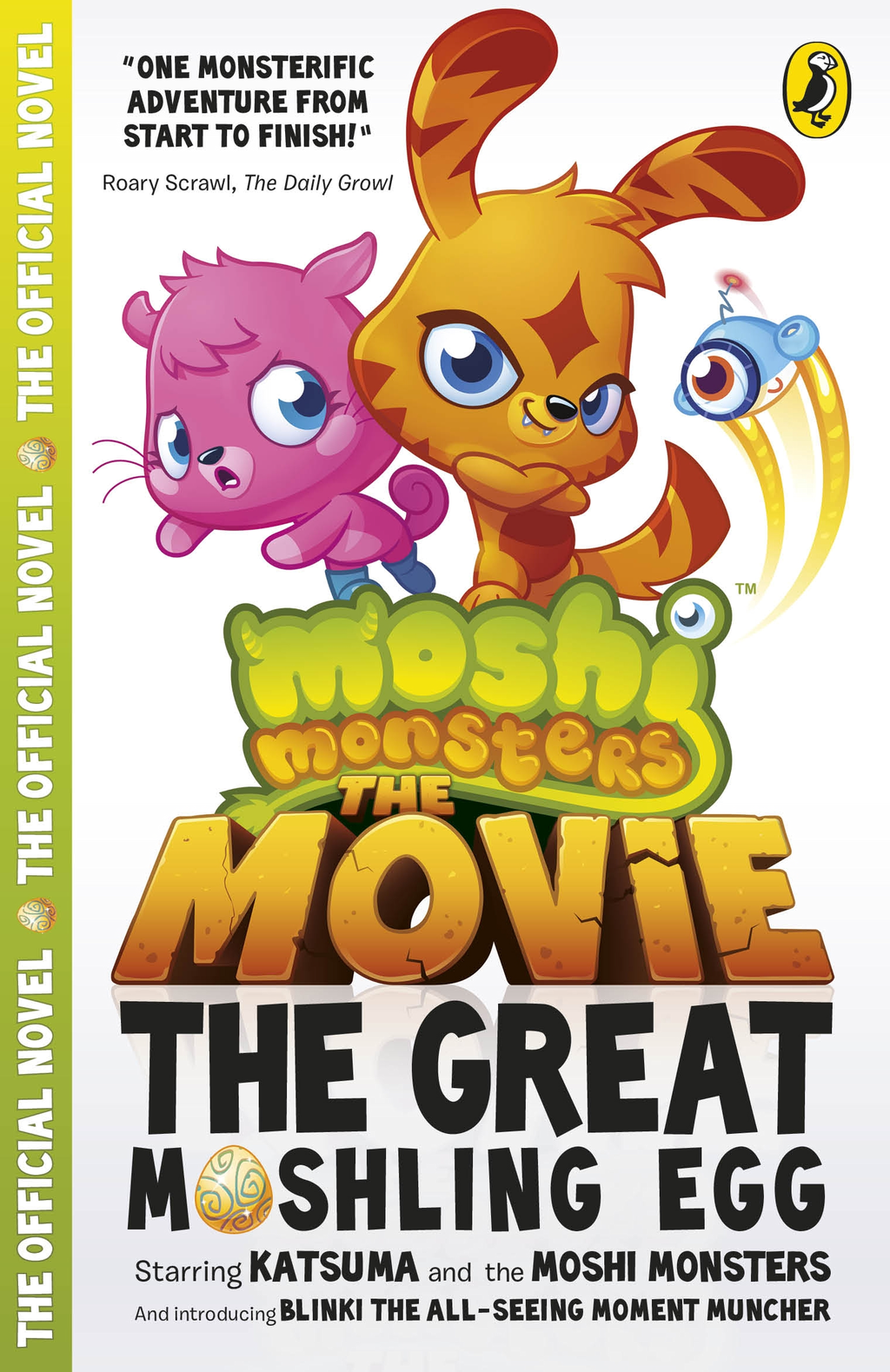 Moshi Monsters: The Movie The Great Moshling Egg