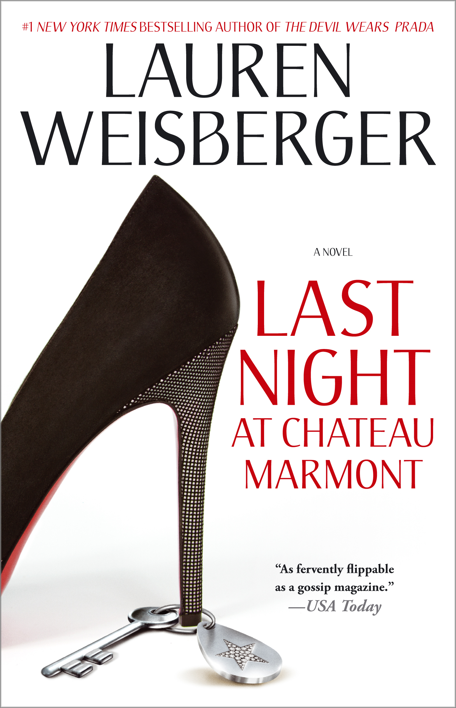 Last Night at Chateau Marmont By: Lauren Weisberger