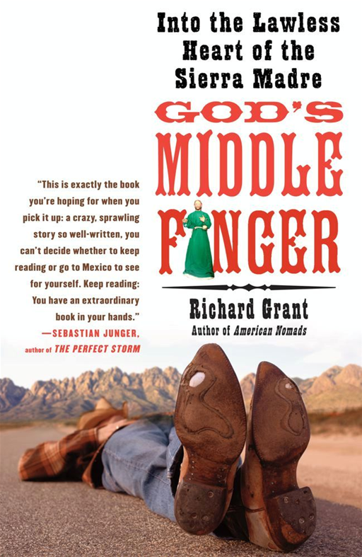God's Middle Finger By: Richard Grant