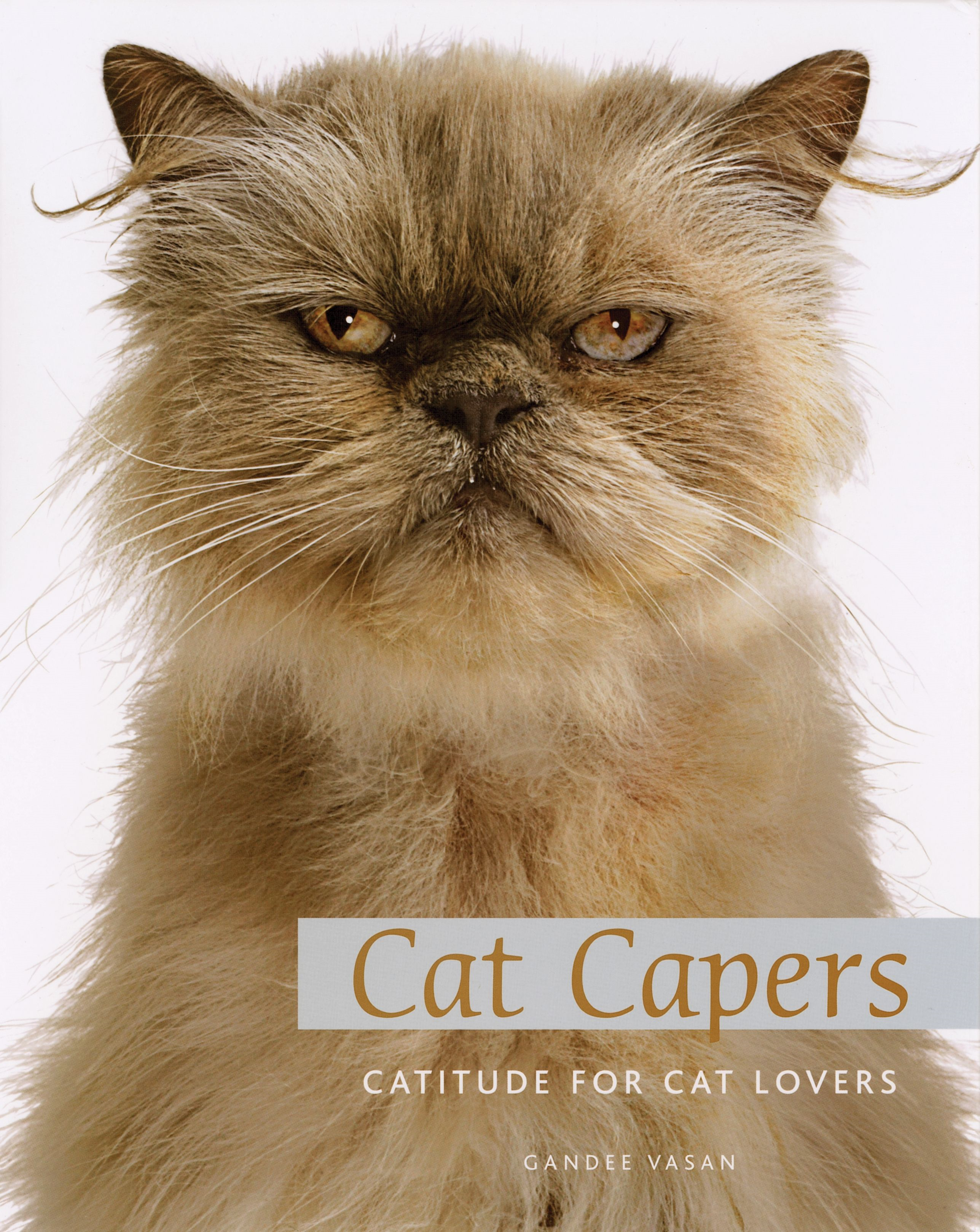 Cat Capers: Catitude for Cat Lovers By: Gandee Vasan,Ltd. PQ Publishers