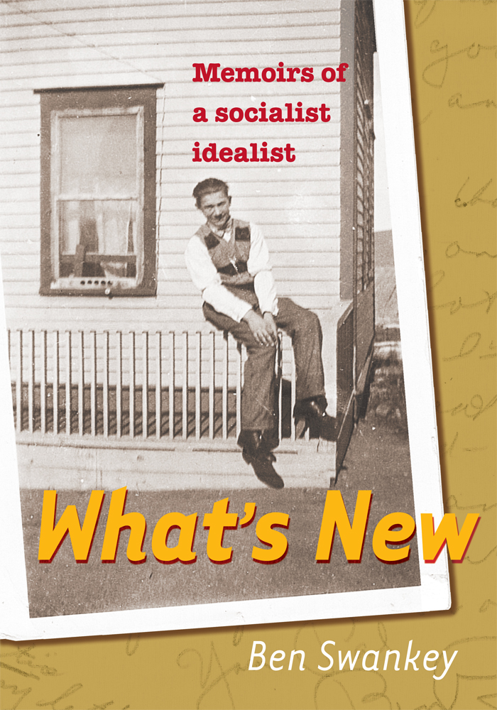What's New By: Swankey Ben