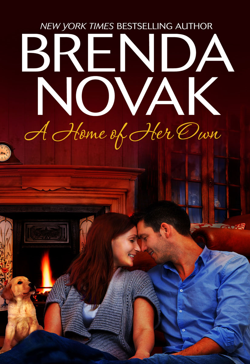 A Home of Her Own By: Brenda Novak